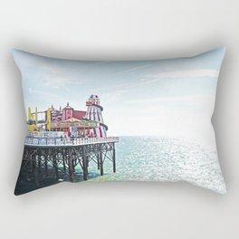 Seaside Excursion Rectangular Pillow