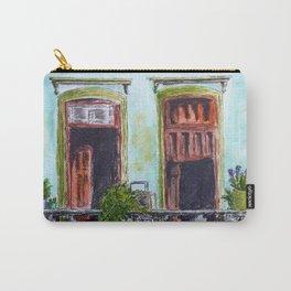 Cuban Balcony Carry-All Pouch