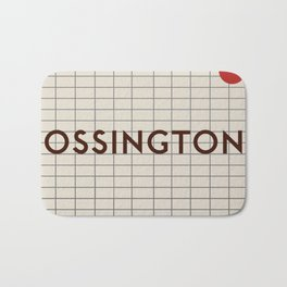 OSSINGTON | Subway Station Bath Mat