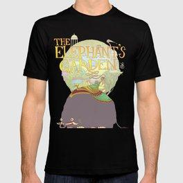 The Elephant's Garden - Version 2 T-shirt