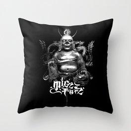 Violent Meditation  Throw Pillow