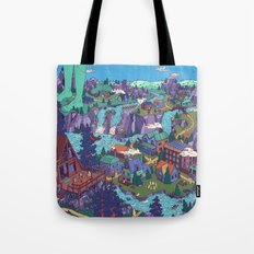 Try Not to Step on Anything This Time Tote Bag