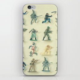 Broken Army iPhone Skin
