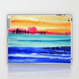 Sunset beauty Laptop & iPad Skin