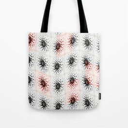Waves of the Universe Tote Bag
