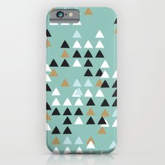 Scandinavian geometric triangle iPhone 6s Slim Case