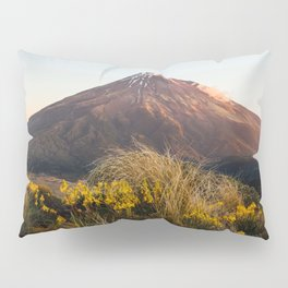 Hiking Mount Taranaki 06 Pillow Sham