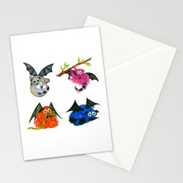 Iggy through the Pages Stationery Cards