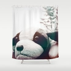 I Just Want People to Like Me Shower Curtain