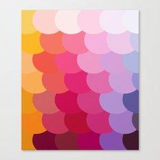 Rainbow Fish Canvas Print