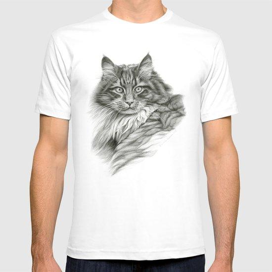 Ginger Cat G2012-052 T-shirt