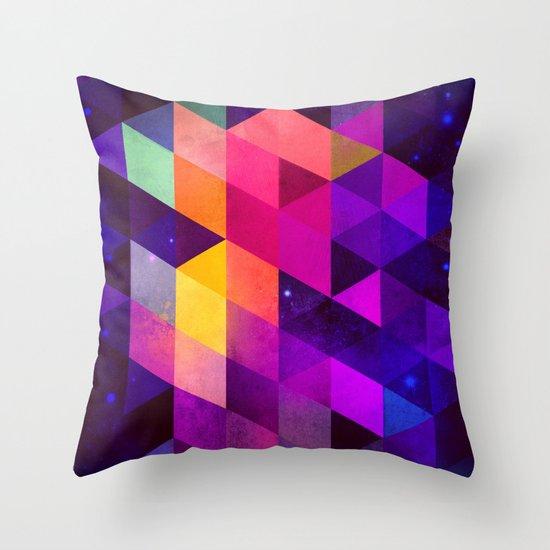vyolyt Throw Pillow