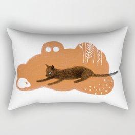 Cat's Dream Rectangular Pillow