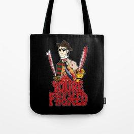 Slasher Mash (NSFW) Tote Bag