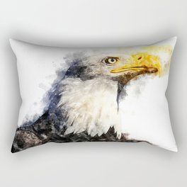 Eagle Rectangular Pillow