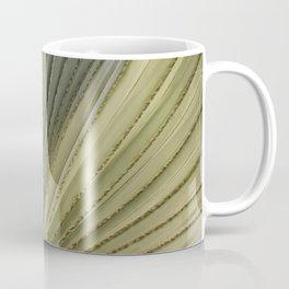 Leaf Peacock Coffee Mug