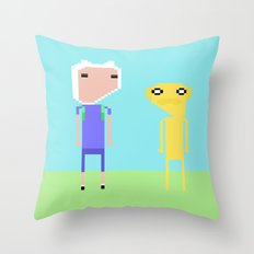 Mathematical! Throw Pillow