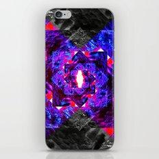 PURPLE DIAMOND iPhone & iPod Skin