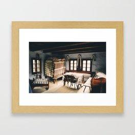 Traditions Framed Art Print