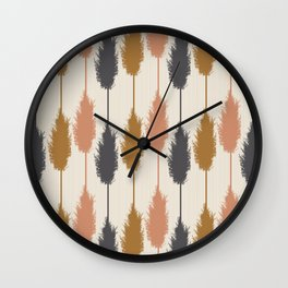 Still Phragmites  Wall Clock