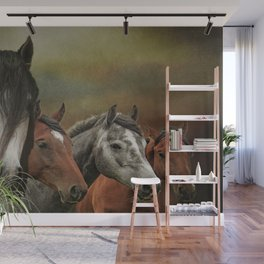 Wild & Free Back In the Day Wall Mural