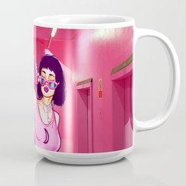Pink in Peckham Coffee Mug