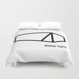 Sleep tight Duvet Cover