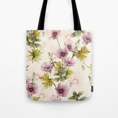 Geranium & Gardenmint Tote Bag