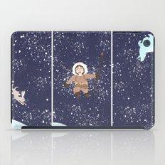 Hare, Bear & Manu  iPad Case