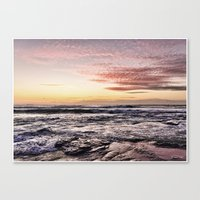 When the light is just right  Canvas Print