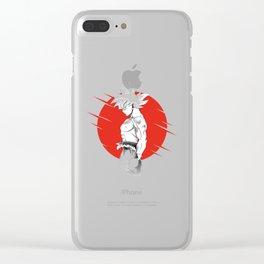 Ultra Instinct Clear iPhone Case