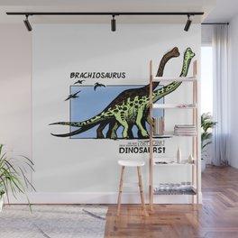Dinosaur - Brachiosaurus Wall Mural