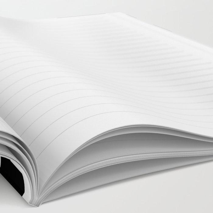 THROW PILLOW Notebook