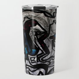 Abstraction Travel Mug