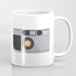 Camera Series: Contax T2 Coffee Mug