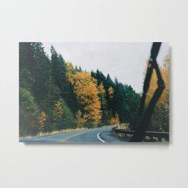 Drive VI Metal Print