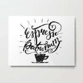 Magic Morning Metal Print
