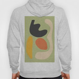 Abstract Shapes 40 Hoody