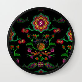 The fruit of Love Wall Clock
