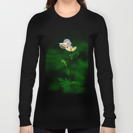 out of the green Long Sleeve T-shirt