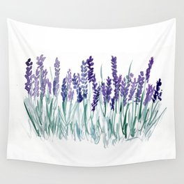 Larkspurs Wall Tapestry