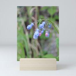 The Bluebells Mini Art Print