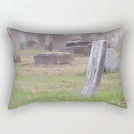 Memento Mori Rectangular Pillow