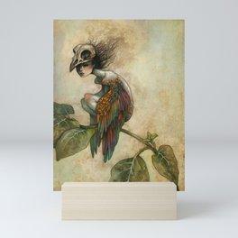 Soul of a Bird Mini Art Print