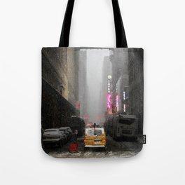 Snow Empire - NYC Tote Bag