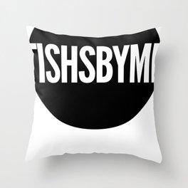Tishs style Throw Pillow