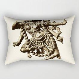 Hindu Kali 22 Rectangular Pillow