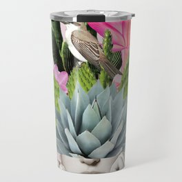 Cactus Lady Travel Mug