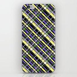 Striped pattern 2 1 iPhone Skin