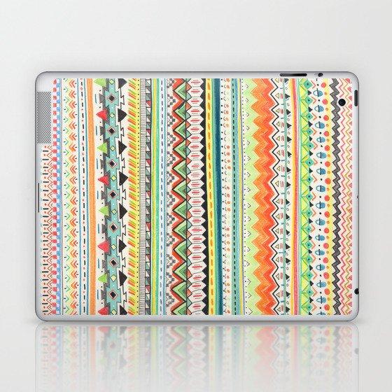 Pattern No.3 Laptop & iPad Skin
